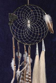 Power of Dreams Dream Catcher (9 inch)