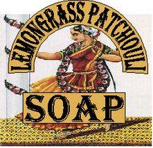 Lemongrass Patchouli Soap