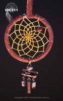 Inukshuk Dreamcatcher (2 inch)