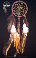3 inch Inukshuk Dreamcatcher