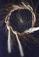 "30"" Large Sunburst Twig DreamCatcher"