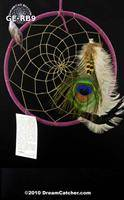 Rosebud Dream Catcher (9 inch)
