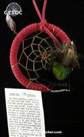 Gray Elk Small  Dream Catchers