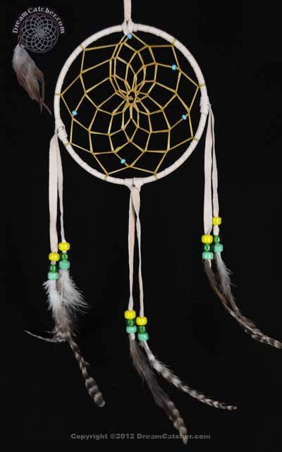 Authentic 40 Inch Navajo Dream Catcher With Glass Beads Cool What Are Dream Catchers