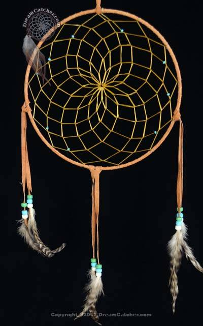 Dream Catchers With Beads 40 Inch Navajo Dream Catcher with Glass Beads DreamCatcher 15