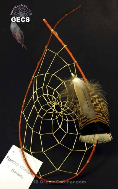 Tiny Cherokee Style Weave Red Willow Dream Catcher DreamCatcher Adorable Cherokee Indian Dream Catcher
