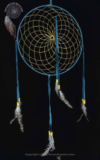 Authentic 12 Inch Navajo Dream Catcher