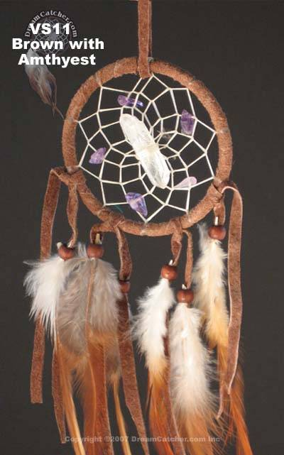 2.5 inch Vision Seeker Dream Catcher